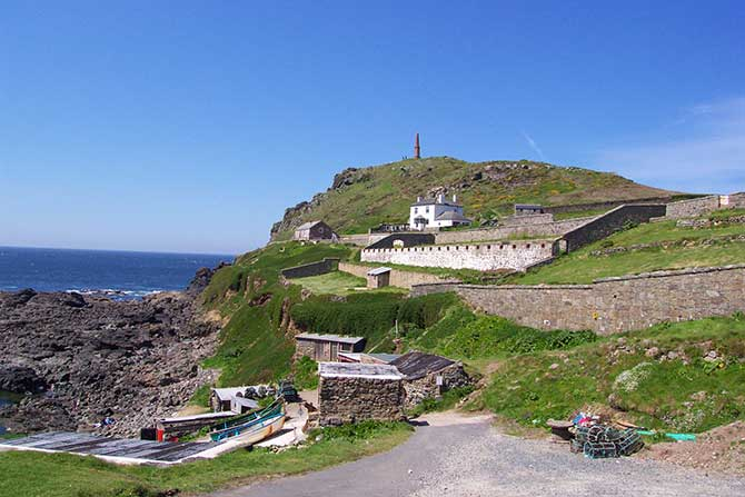 Cape Cornwall, St Just