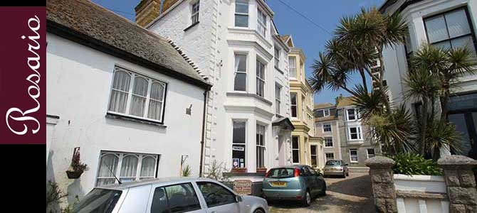 Rosario Bed & Breakfast Marazion Cornwall